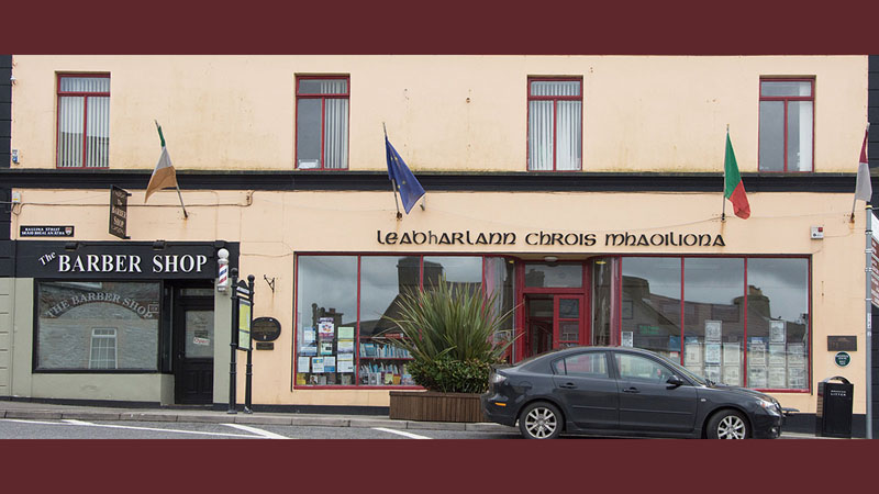 Crossmolina Library