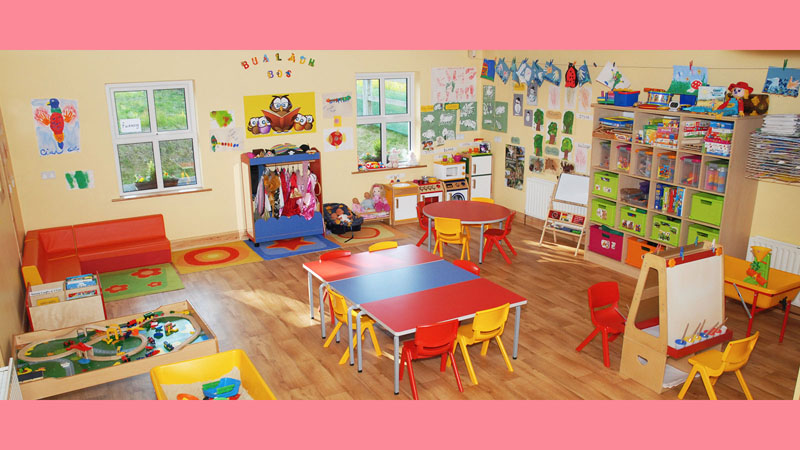 Bualadh Bos Early Childhood Care & Education Centre